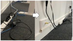 Telephone Line Installation